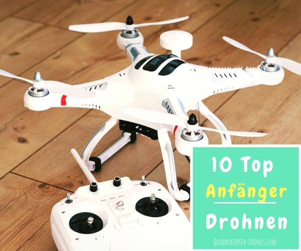 Quadrocopter Drohnen & mehr